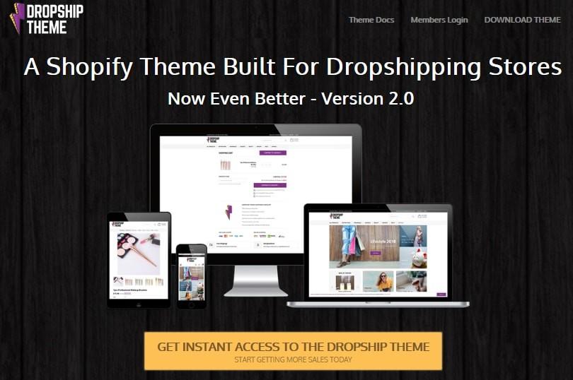 Dropshipping Theme