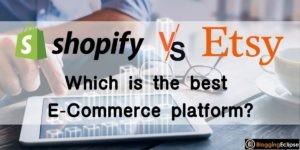 Shopify vs. Etsy