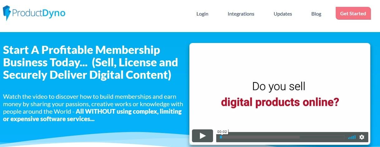 ProductDyno - License Validation