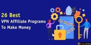 VPN Affiliate Programs