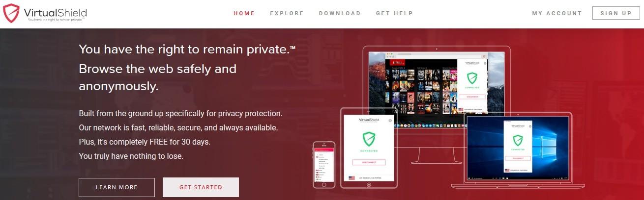 VirtualShield Affiliate Program