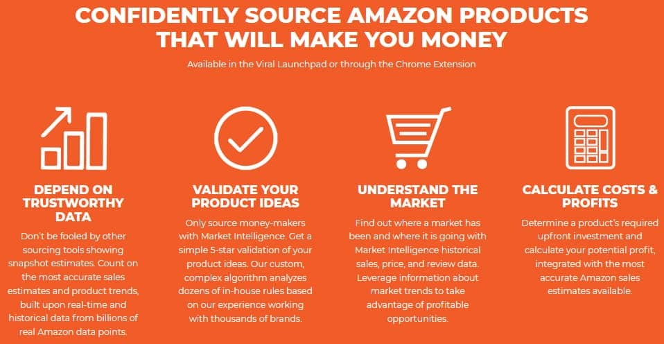 Viral Launch marketing intelligence tool