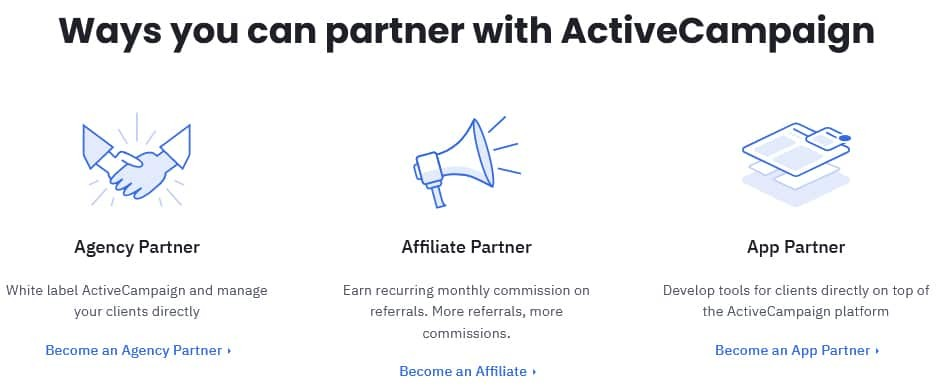 ActiveCampaign Affiliate Program