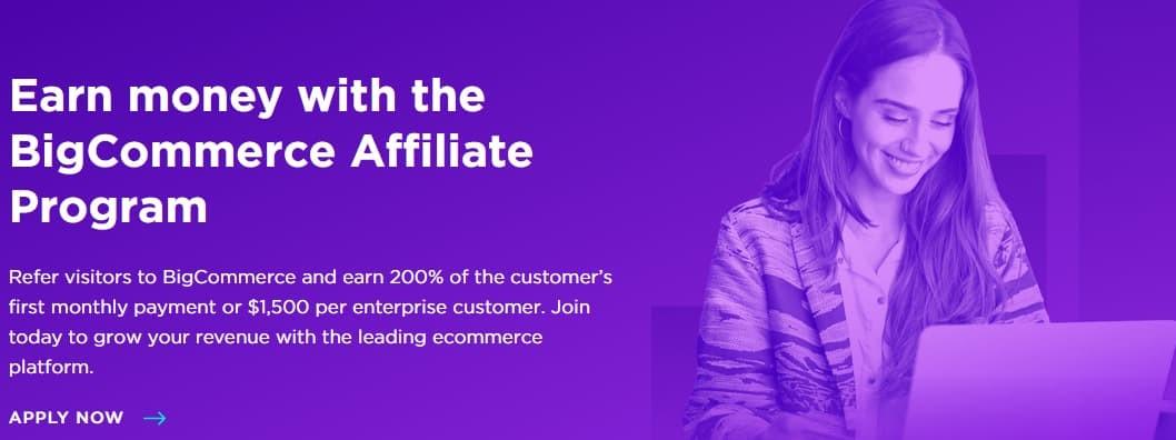 BigCommerce Affiliate Program