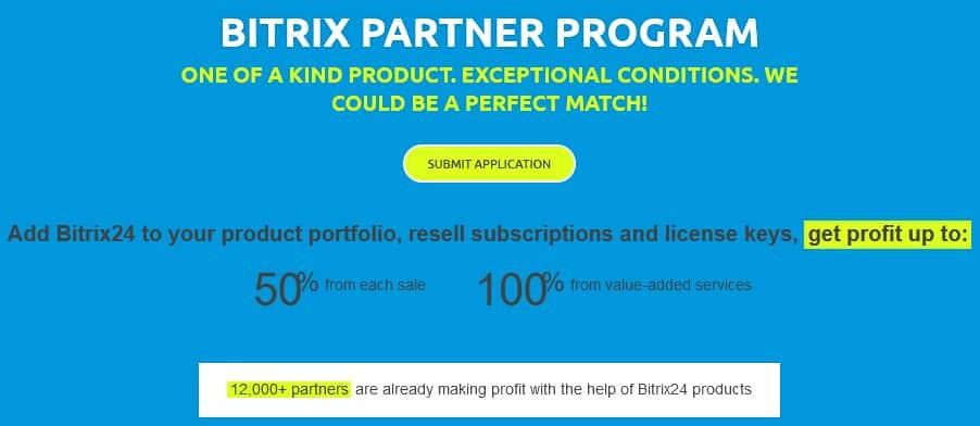 Bitrix24 Affiliate Program