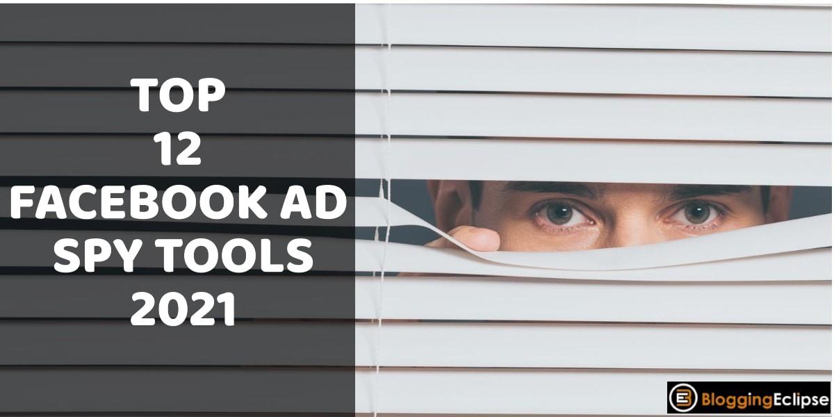 Facebook Ad Spy Tools