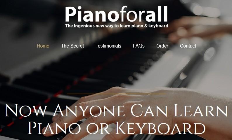 Pianoforall Affiliate Program