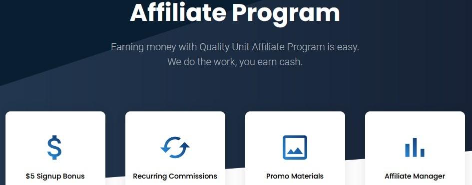 Post Affiliate Pro Affiliate Program