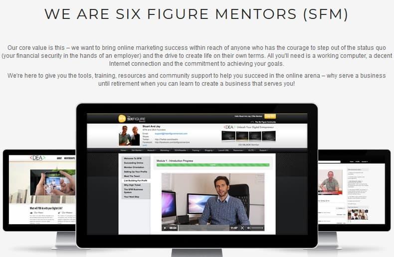 The Six Figure Mentors Affiliate Program