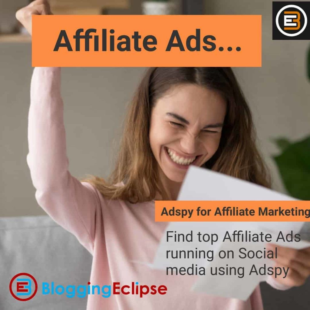 Adspy Affiliate ads