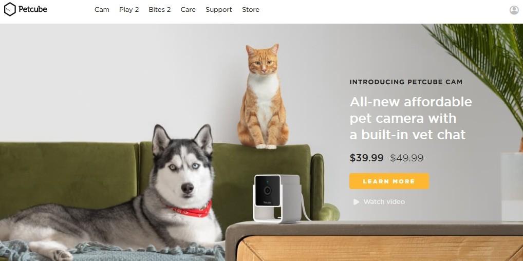 Pet Cube Affiliate Program
