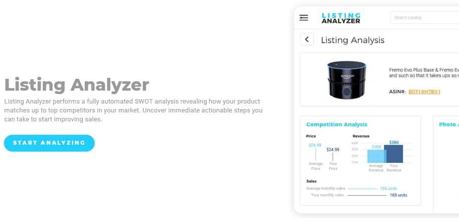 Viral Launch Listing Analyzer