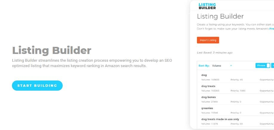Viral Launch Listing Builder