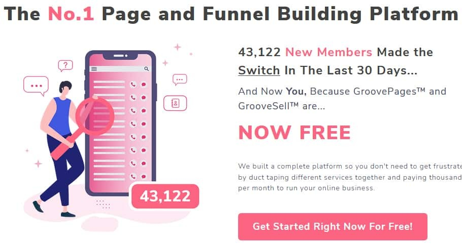 GrooveFunnels Discount Coupon