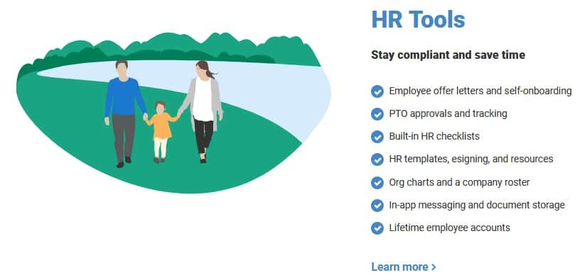 OnPay HR Process