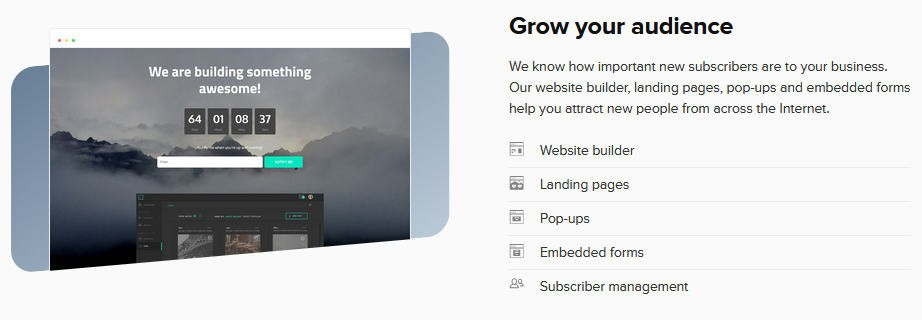 People Can Subscribe to Your List Offline