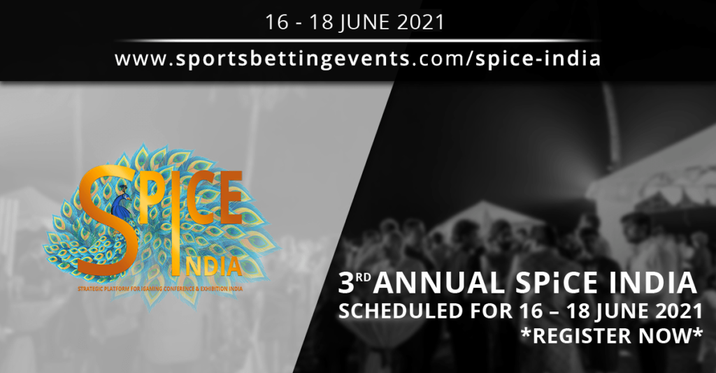 3rd Annual SPiCE India  18 June 2021