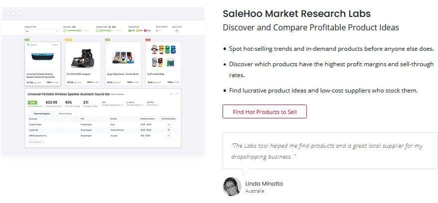 Salehoo Market Research