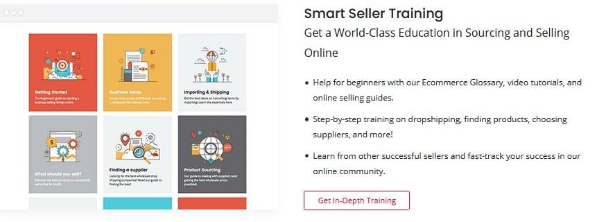 Salehoo Seller Training