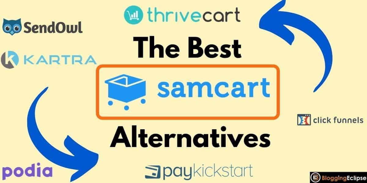 SamCart Alternatives