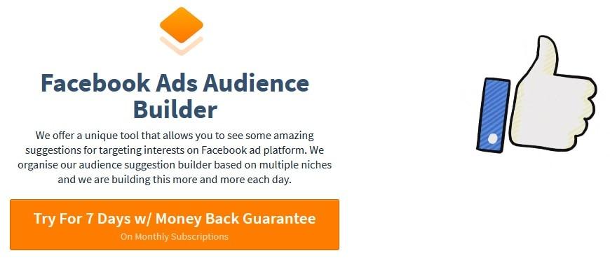 Facebook Ads Audience