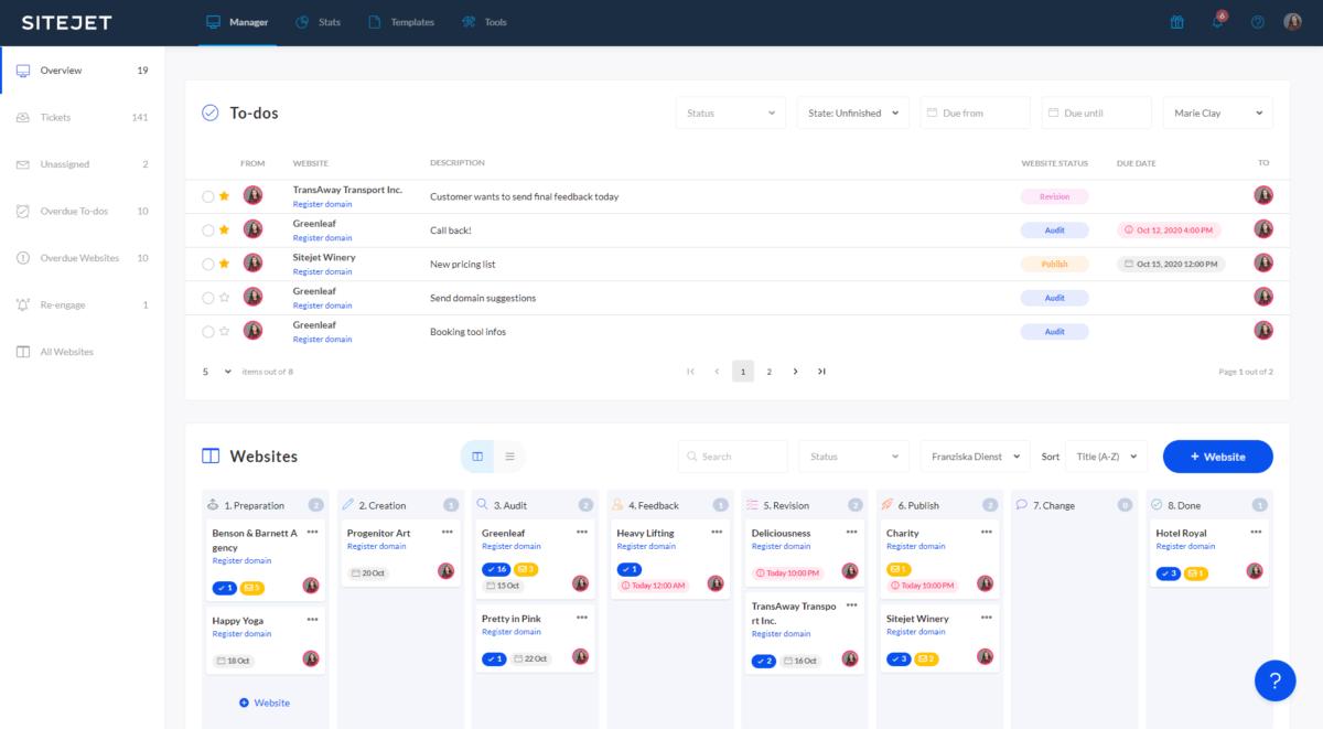 Grab insightful client feedback quickly