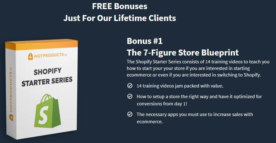 HotProducts.io Bonuses