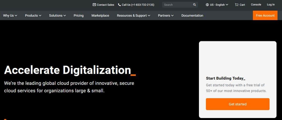 Alibaba Cloud Free Credit