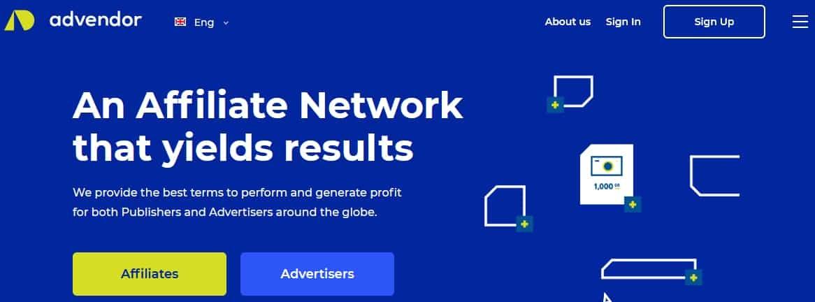 Advendor Affiliate Network