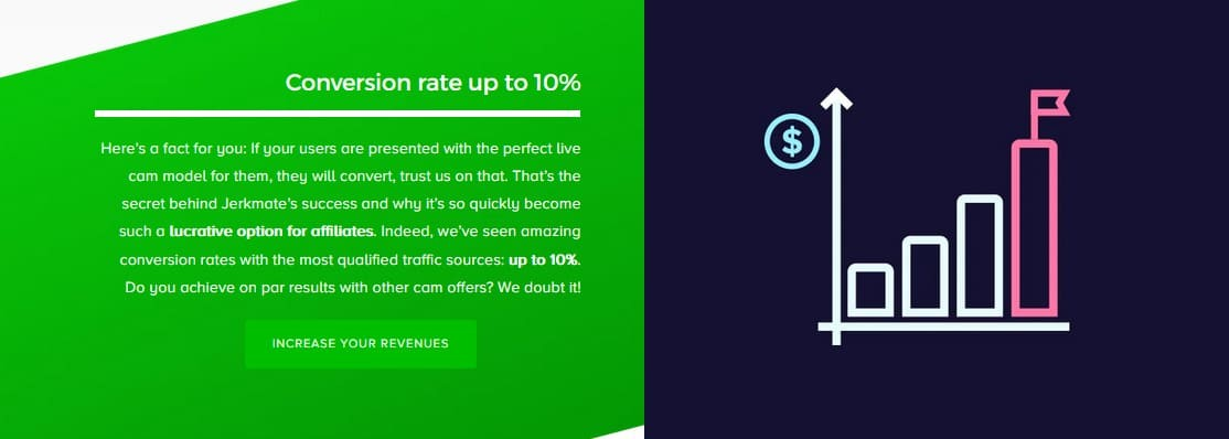 Get Conversion Rate Upto 10
