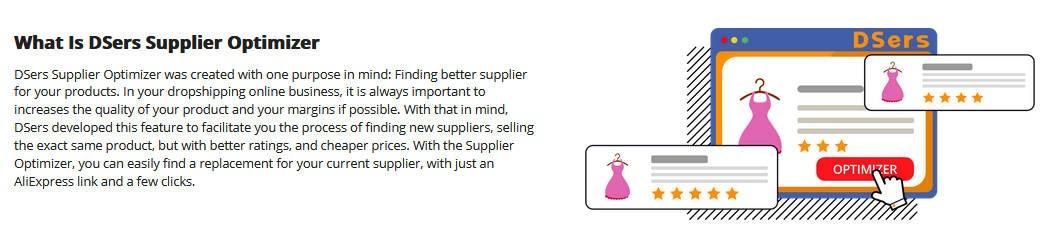 Supplier Optimizer